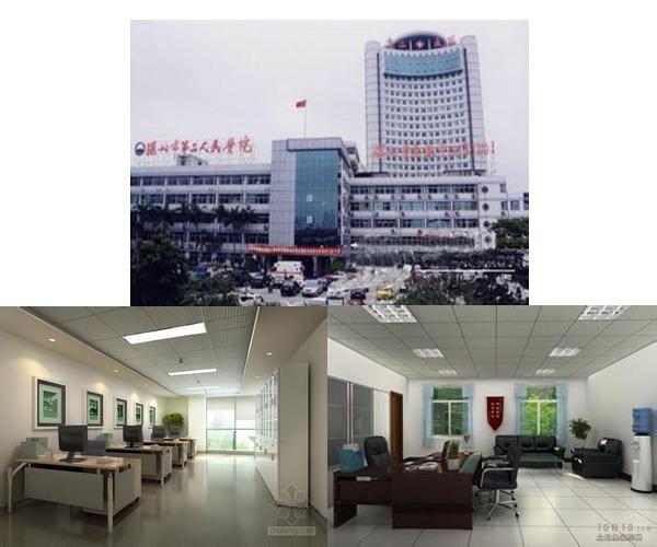 深圳市第二人民医院图片