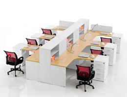 迪欧办公家具桌椅品质很好!