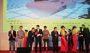 第29届广州家具博览会中山迪欧家具获制造工艺奖