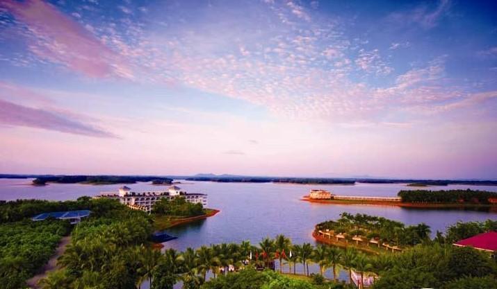 海南丽湖半岛酒店(五星级)项目-10823万