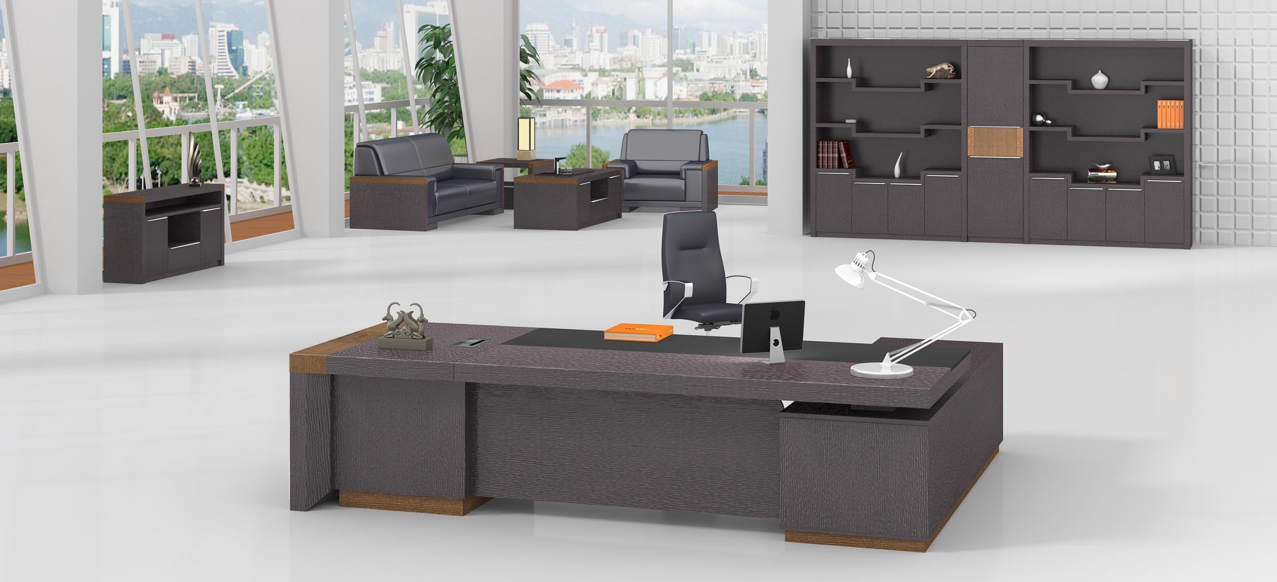 迪歐家具產品中心 使用群體分類 公司企業 事業單位總監用現代風格