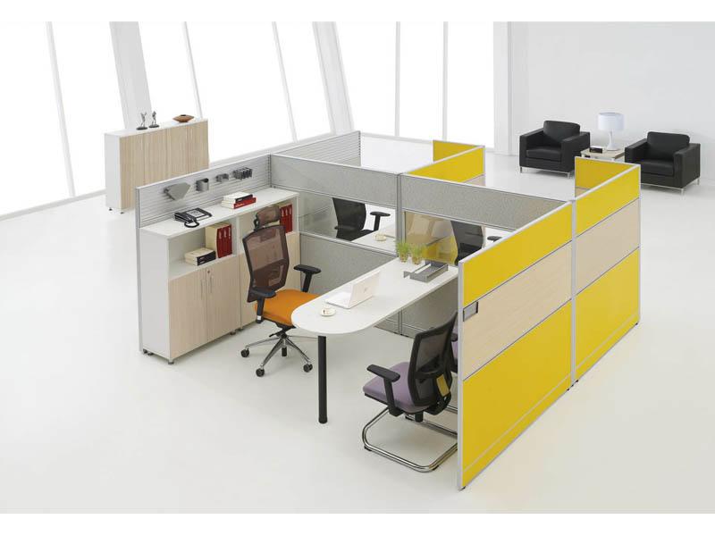 公司主管职员办公洽谈组合屏风卡位V7B+V30B-0102D