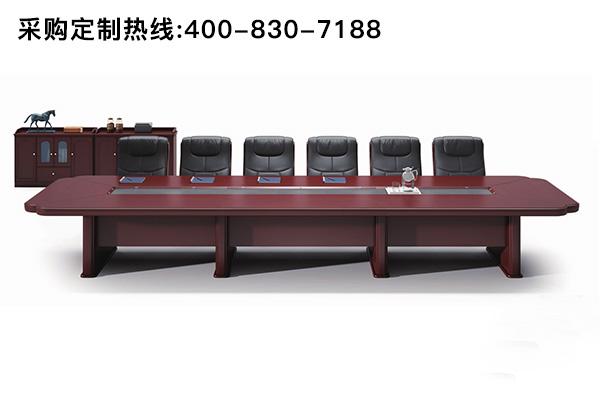 政府企业传统风格大会议桌-EC8222S
