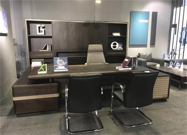 迪欧家具总经理办公室总裁空间家具荟萃系列
