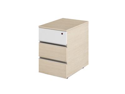 公司企业职员办公区配套活动文件柜矮柜PR-02D01