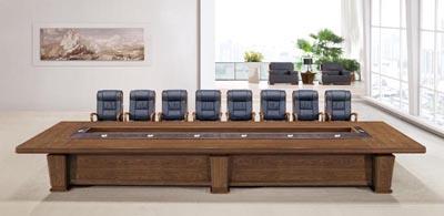 政府机关公司企业会议室专用大会议桌U02C58