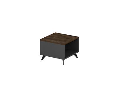 褐色胶板材质接待洽谈区茶几FL-F0106H