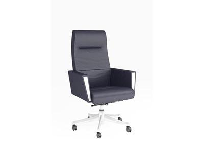 经理主管专用活动黑色椅子DA2061A
