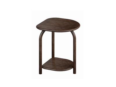 企业集团总裁纯实木咖啡架M02Y04