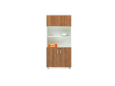 热销胶板材质公司企业主管职员文件储物柜LQ-S0308