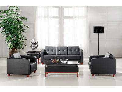 时尚简约事业单位经理会议室洽谈沙发DA8019