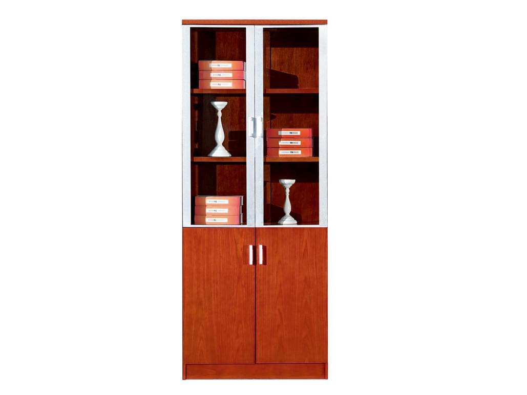 事业单位公司企业油漆樱桃木文件柜S132-1YT