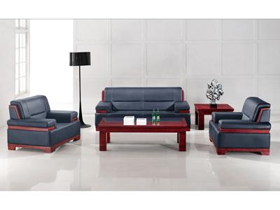 政府机关总裁办公室洽谈沙发SA8041