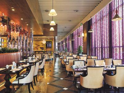 酒店餐桌椅-8