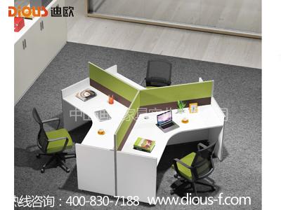 职员屏风式办公桌-屏风格挡办公卡位SA30-T4