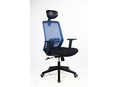 现代椅DX209黑框