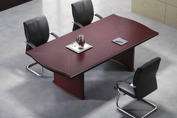 企业领导业务洽谈会议桌-EC8216S