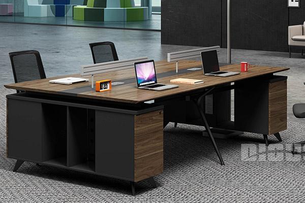 现代办公家具办公室办公桌组合桌椅-菲尔德
