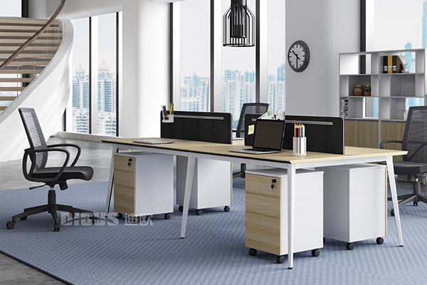 时尚办公家具办公室办公桌组合桌椅-锋度