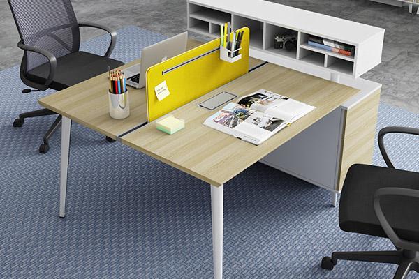 时尚办公桌组合桌椅办公室办公职员桌-锋度