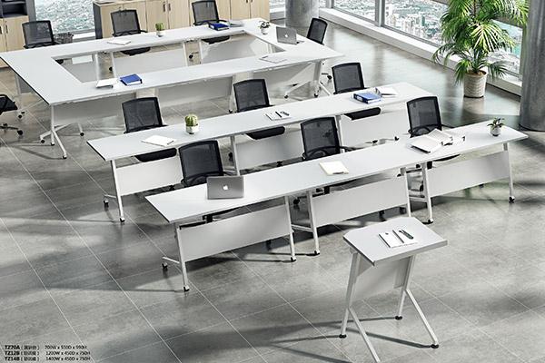 企业学校培训办公桌椅办公批发厂家-森雅图