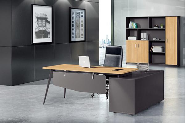 企业采购办公家具经理办公桌办公家具采购厂-森雅图