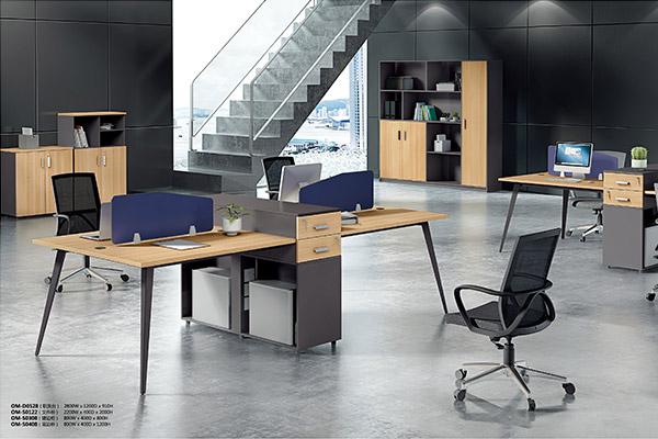 办公家具定制职员桌员工桌生产厂家-森雅图