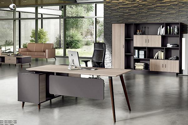 办公家具经理办公桌办公家具订购-森雅图