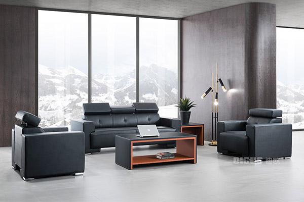 总裁总经理办公室室智能办公沙发生产厂家-致德