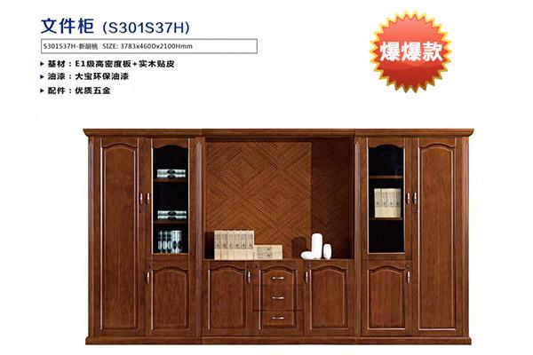 政府机关总裁经理办公用大型文件柜-S37H