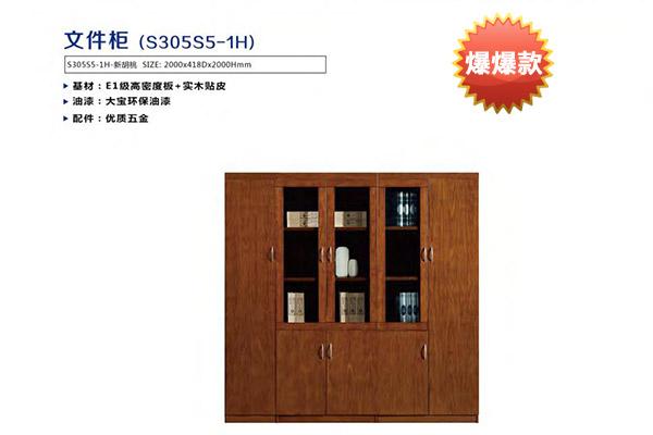 政府采购大型文件柜主管文件储物柜-S5-1H