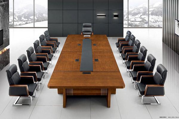 大会议室多人大型会议桌配套大中型会议台-御泰