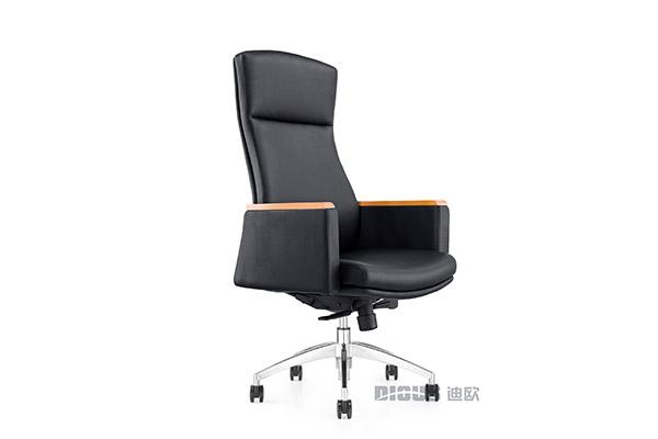 现代黑色会议室区采购简约办公椅批发厂家-ODM