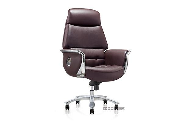 公司企业总裁经理配套豪华舒适办公椅-ODM