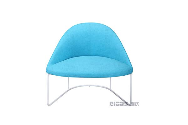 现代企业事业休闲区域职员椅洽谈办公椅-ODM