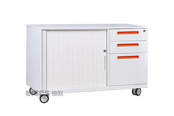 企业单位办公室简约办公室文件储物柜-ODM