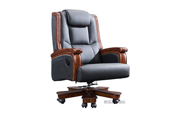 现代企业事业办公室老板办公椅生产厂家