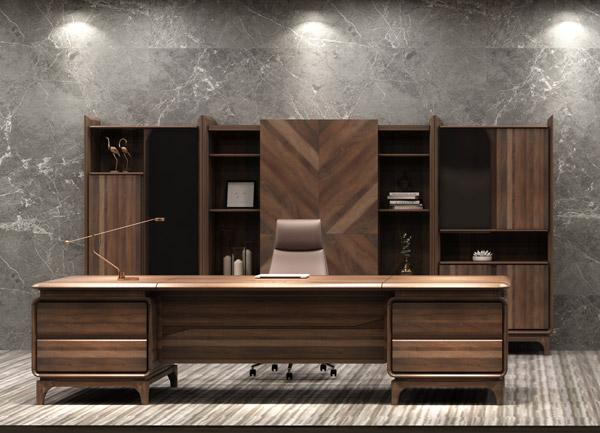 迪欧家具总经理办公室总裁空间家具艺素系列