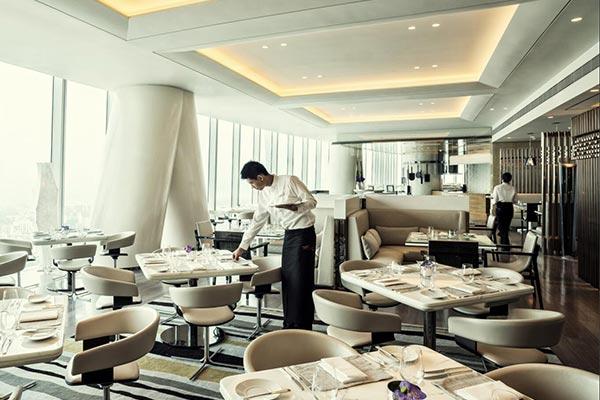 酒店餐厅-10