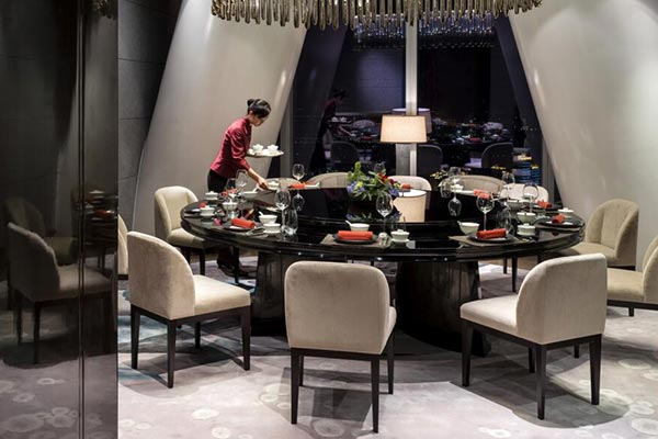 酒店餐厅-11